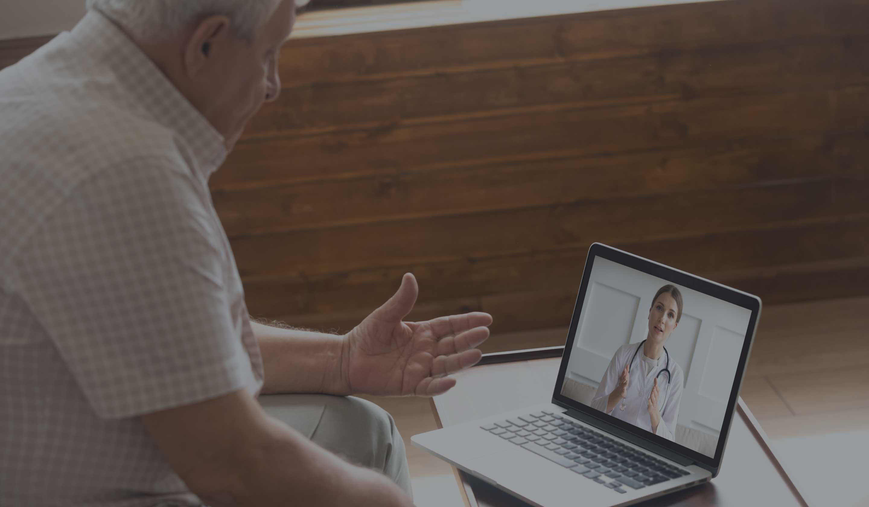 Free telemedicine solution for hospice